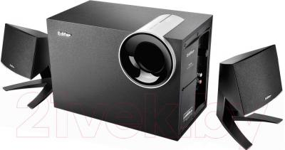 Мультимедиа акустика Edifier M1380 (черный) - общий вид