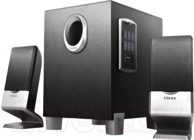 Мультимедиа акустика Edifier R101PF (черный) - общий вид