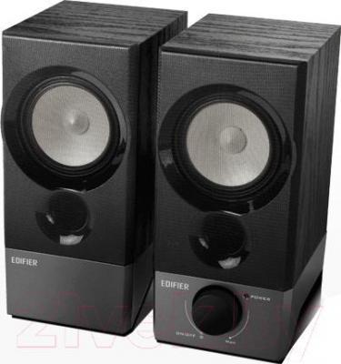 Мультимедиа акустика Edifier R19U (черный) - общий вид