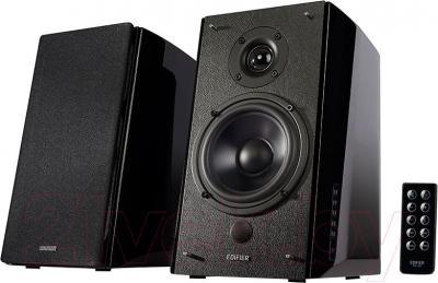 Мультимедиа акустика Edifier R2000DB (черный) - общий вид