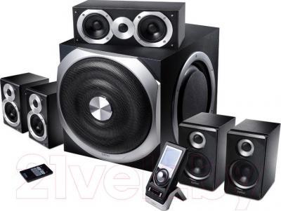 Мультимедиа акустика Edifier S550 (черный) - общий вид
