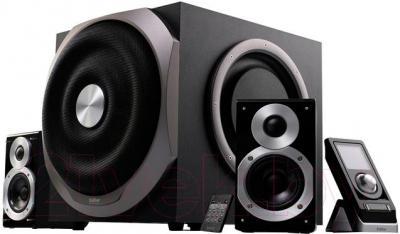 Мультимедиа акустика Edifier S730 (черный) - общий вид