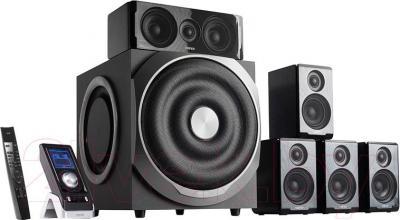 Мультимедиа акустика Edifier S760D (черный) - общий вид