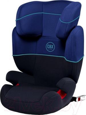 Автокресло Cybex CBX Free-Fix (Blue) - общий вид