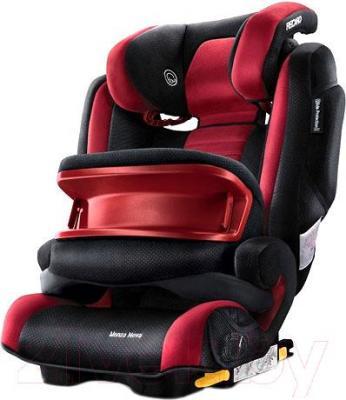 Автокресло Recaro Monza Nova Seatfix IS (рубиновый) - общий вид