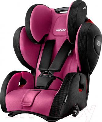 Автокресло Recaro Young Sport Hero (розовый) - общий вид