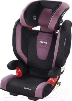 Автокресло Recaro Monza Nova 2 Seatfix (фиолетовый) - общий вид