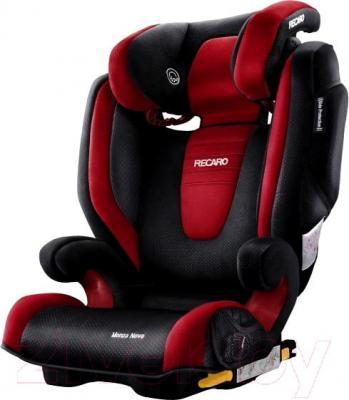 Автокресло Recaro Monza Nova 2 Seatfix (рубиновый) - общий вид