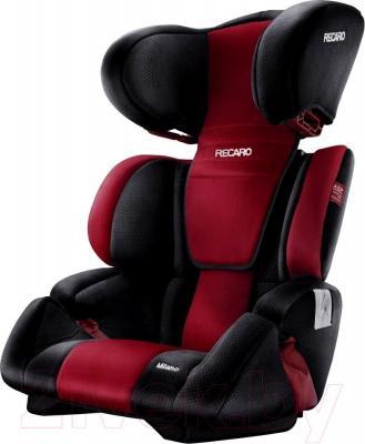 Автокресло Recaro Milano (рубиновый) - общий вид