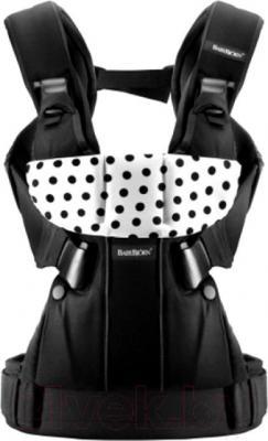 Эрго-рюкзак BabyBjorn One Dots 0910.80 (веселые горошки) - общий вид