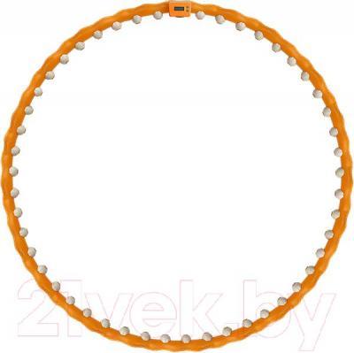 Обруч хула-хуп Torneo A-101MO (оранжевый) - общий вид