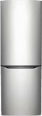 Холодильник с морозильником LG GA-B409SMCA - общий вид