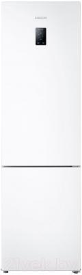Холодильник с морозильником Samsung RB37J5200WW/WT - вид спереди