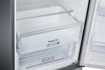 Холодильник с морозильником Samsung RB37J5240SS/WT - зона свежести