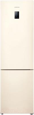 Холодильник с морозильником Samsung RB37J5271EF/WT - вид спереди