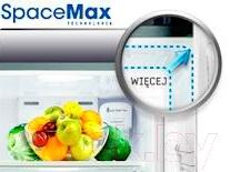 Холодильник с морозильником Samsung RB37J5271EF/WT