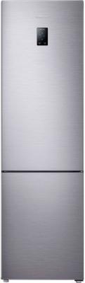Холодильник с морозильником Samsung RB37J5271SS/WT - вид спереди
