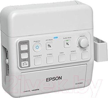 Панель управления Epson ELPCB02 - общий вид