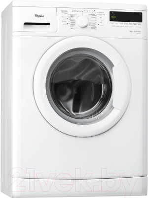 Стиральная машина Whirlpool AWW 61200 - общий вид