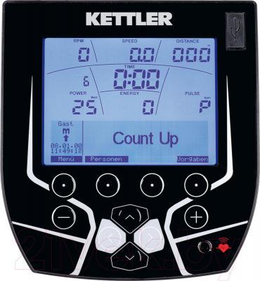 Эллиптический тренажер KETTLER Unix EX / 7670-760 - панель управления (компьютер)