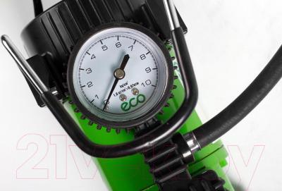 Автомобильный компрессор Eco AE-013-1 - манометр
