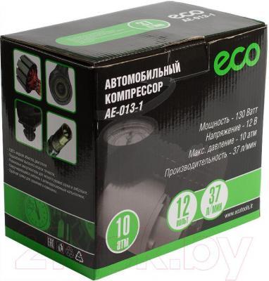 Автомобильный компрессор Eco AE-013-1 - упаковка