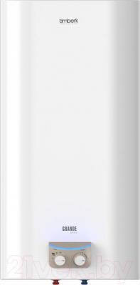 Накопительный водонагреватель Timberk SWH FSM1 50 V - общий вид