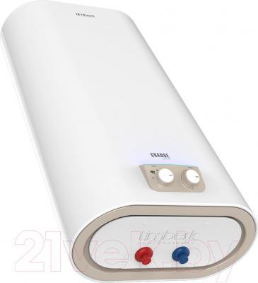 Накопительный водонагреватель Timberk SWH FSM1 50 V - вид снизу