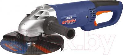 Угловая шлифовальная машина Stern Austria AG230E - общий вид