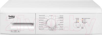 Стиральная машина Beko WKB61001Y - панель управления