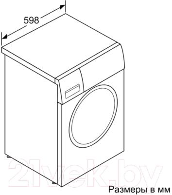 Стиральная машина Bosch WAW28440OE