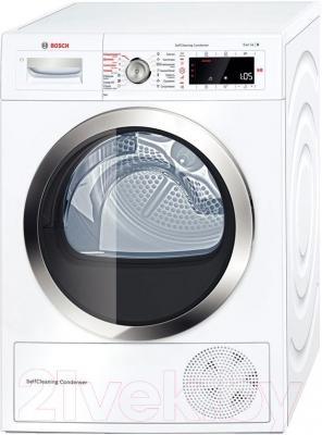Сушильная машина Bosch WTW85560OE - общий вид