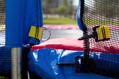 Батут Sundays Комплект D435 MOD2 (с сеткой) - фото для ознакомления (внешний вид товара может не соответствовать реальному)