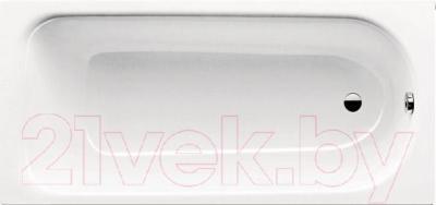 Ванна стальная Kaldewei Saniform Plus 363-1 170x70 (с самоочищающимся покрытием) - общий вид