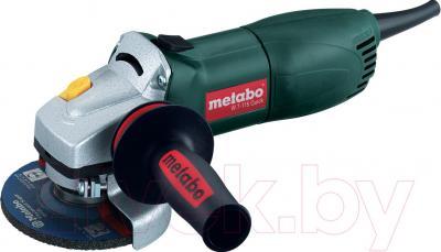 Профессиональная болгарка Metabo W 7-115 (606204000) - общий вид