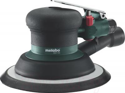 Профессиональная эксцентриковая шлифмашина Metabo DSX 150 (601558000) - общий вид
