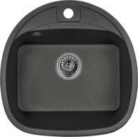 Мойка кухонная Granula GR-5050 (черный) -