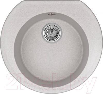 Мойка кухонная Granula GR-5301 (базальт) - общий вид