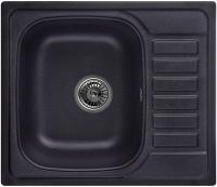 Мойка кухонная Granula GR-5801 (черный) -