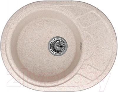 Мойка кухонная Granula GR-5802 (классик) - общий вид