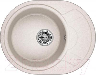 Мойка кухонная Granula GR-5802 (базальт) - общий вид