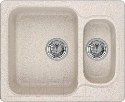 Мойка кухонная Granula GR-6151 (классик) - общий вид