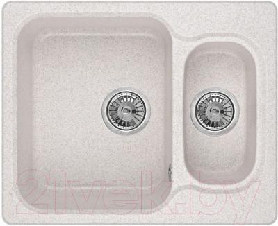 Мойка кухонная Granula GR-6151 (пирит) - общий вид