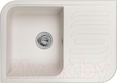 Мойка кухонная Granula GR-7001 (арктик) - общий вид