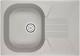 Мойка кухонная Granula GR-7002 (базальт) -