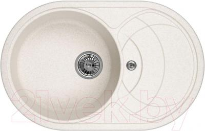 Мойка кухонная Granula GR-7801 (пирит) - общий вид