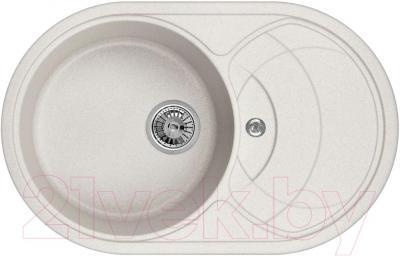 Мойка кухонная Granula GR-7801 (базальт) - общий вид