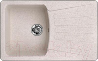 Мойка кухонная Granula GR-8001 (пирит) - общий вид