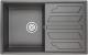 Мойка кухонная Granula GR-8002 (черный) -