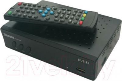 Тюнер цифрового телевидения Simpatio PTHD1626 - вид сверху